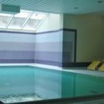 acappella Binz mit hauseigenem Schwimmbad