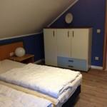 Stadt Hamburg 34b - Schlafzimmer