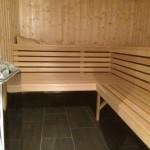 Villa Poseidon Binz mit Sauna im Haus